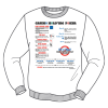 Casino Hold'em Poker Sweatshirt