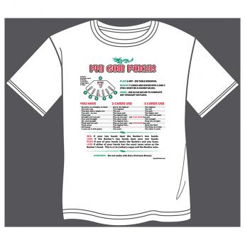 Pai Gow Poker T-Shirt